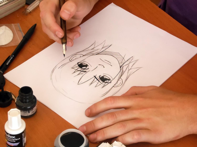 Чем лучше рисовать начинающим